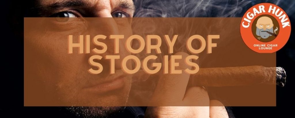 history of stogies
